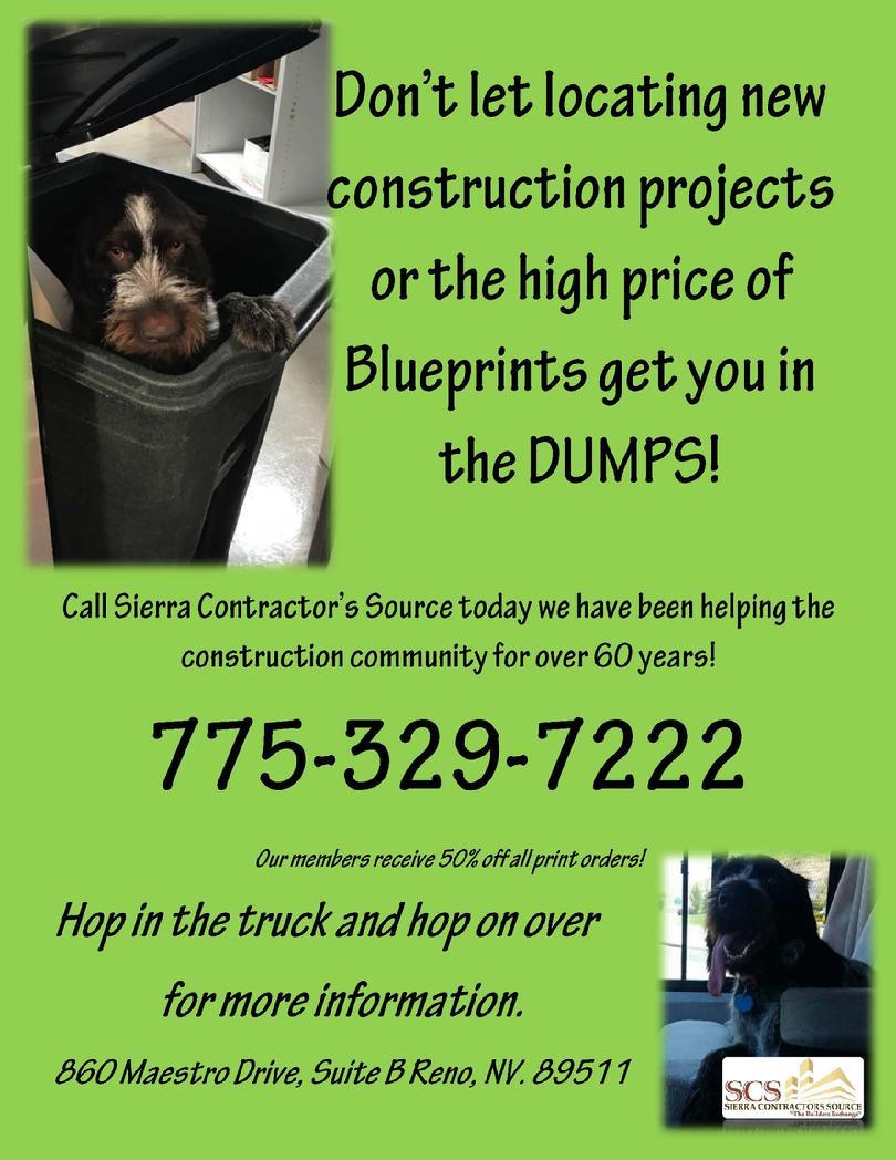 Sierra contractors source nevada builders exchange plan room an error occurred malvernweather Choice Image
